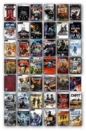 Descargar 1995 Games Pack [MULTI][P2P] por Torrent